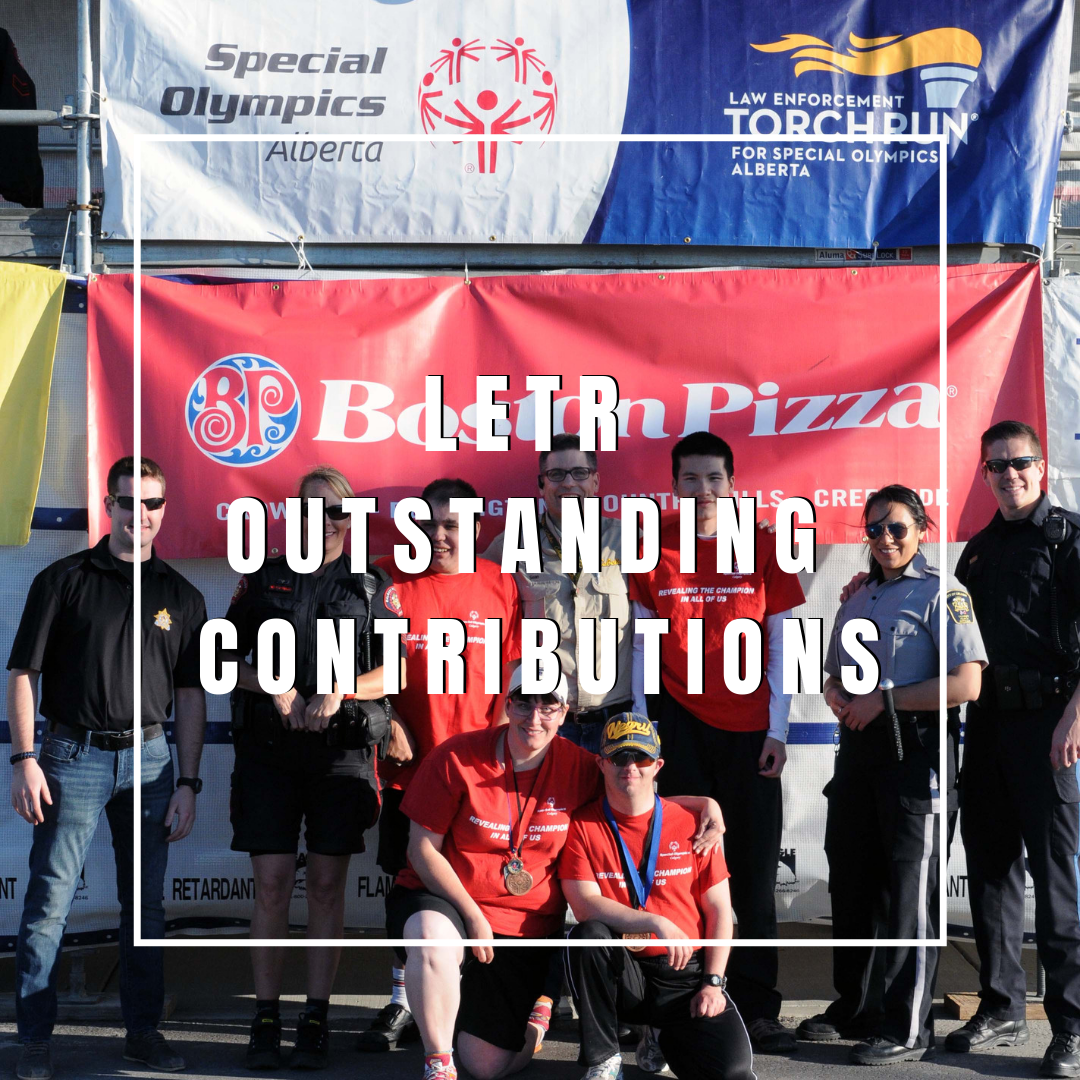 LETR Outstanding Contributions